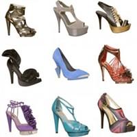 Topuklu Bayan Ayakkabı Modelleri 2012