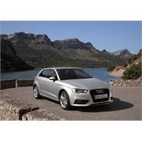 Yeni Audi A3 Türkiye'de