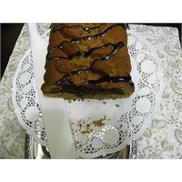 Tahinli Kakaolu Kek