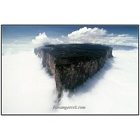 Kayıp Dünya | Roraima Dağı
