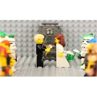 Lego Stop Motion Evlenme Teklifi Filmi