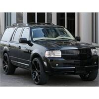 2012 Lincoln Navigator Hyper Gloss