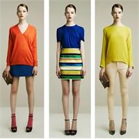 Zara'nın 2011 İlkbahar/yaz Koleksiyonu Nisan Lookb