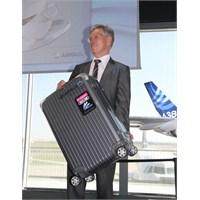 """Kaybolmayan """"Akıllı"""" Bavullar - Airbus Bag2go"""