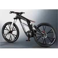 Audi'den Elektrikli Bisiklet