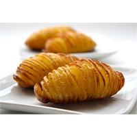 Fırında Patates Dilimleri Tarifi