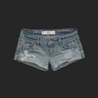 Abercrombie   Fitch Denim Short Modelleri