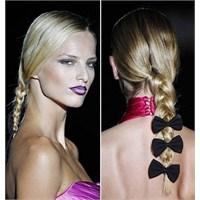 2014 Abiye Saç Modelleri