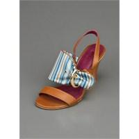 2012 Topuklu Sandalet Modelleri