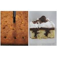 Limonlu Dürtme Kek(Pasta)...Disalce