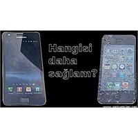Galaxy S İi, İphone 4s' E Karşı. Hangisi Daha Sağl