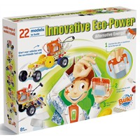 Ekonomik Ve Alternatif Enerji Taşıtı: Eco Power