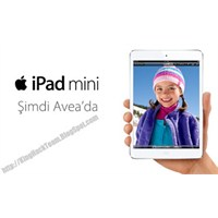 İpad Mini Avea' Da!