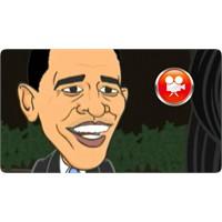 """""""Obamalar"""" Şimdi De Çizgi Film Oldu"""