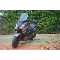 Yamaha X-max 250 İncelemesi