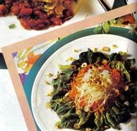 Bahar Salatası..