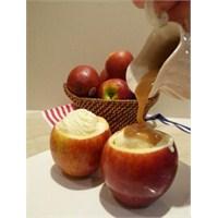 Dondurmalı Elmalar