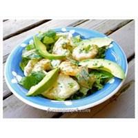 Zayıflamaya Yardım Eden Salata Tarifi