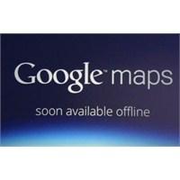 Google Maps'den Android'e Özel