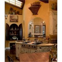 Fransız Tarzı Mutfak Dekorasyonu