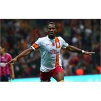 Drogba: Galatasaray'da Çok Mutluyum..