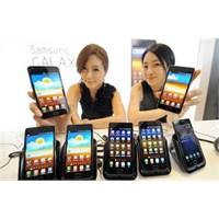 Her Yerde Olduğu Gibi Çin'de De Samsung...