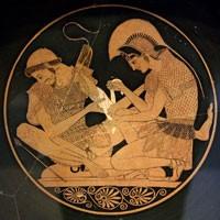Troya - İphigenia'nın Kurban Edilişi