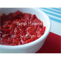 Kırmızı Biber Sosu