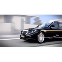 Mercedes'ten Yeni Süspansiyon : Sihirli Gövde