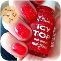 Flormar İcy Top: Sana Kırmızı Çok Yakışıyor!