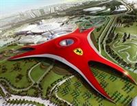 Ferrari World Abu Dhabi Eğlence Parkı