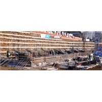 Vodafone Arena'dan Son Görüntüler