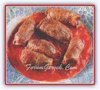 Kıymalı Biftek Rulo (3 Kişilik)
