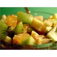 Elma Salatası Yapılışı