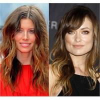 2013 Yaz Uzun Saç Modelleri