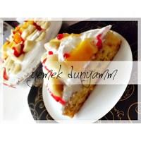 Meyveli Kek Pastam