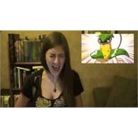 Her Türlü Pokemon Taklidi Yapan Kız