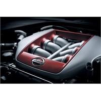 2012 Nissan Gt-r Artık Daha Güçlü