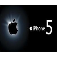 30 Milyon Adet İphone 5 Satılması Tahmin Ediliyor