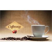 Avrupalı Kahve Zinciri Coffeeway İstanbul'da