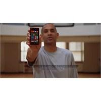 Windows Phone 8, Reklam Yıldızı Bu Kez Grant Hill!