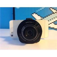 Sony Qx10 Lens- Kamera