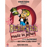 Richie Rich ''Made İn Japan'' Salı Partisi