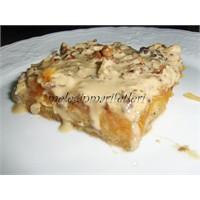 Balkabaklı Tahinli Pasta..