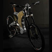 Lüks Bisiklet Üreticisi M55 Kendini Aştı