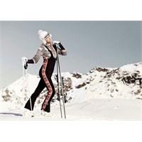 Kayak Pistlerinde Tarzınızı Konuşturun!