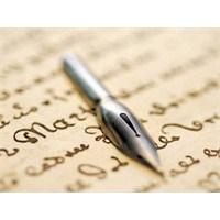 El Yazınıza Bakılarak Neler Tespit Edilir?