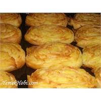 Patatesli Dilim Börek Yapımı