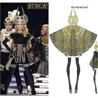 Çizimlerden Elbiselere Moda'da Madonna