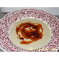 Yoğurtlu Un Çorbası